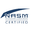 NASM Certified - National Academy of Sports Medicine